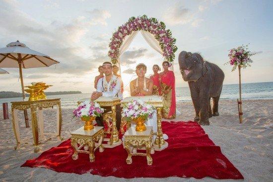 Weddings in Style at Dusit Thani Phuket