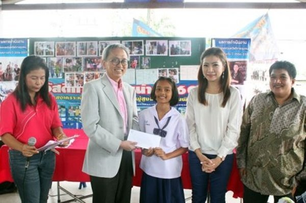 Phuket PAO supports community welfare funds
