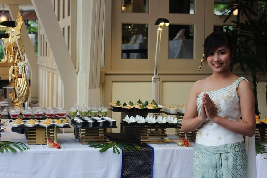 October F & B Promotions at Dusit Thani Phuket