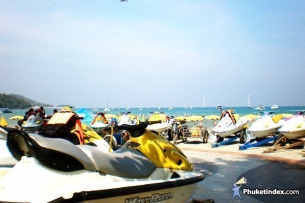 Are Jet Skis and parasails set to be banned from Phuket?
