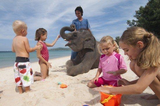 Laguna Phuket is Home to Thailand's Top 10 Family Resorts