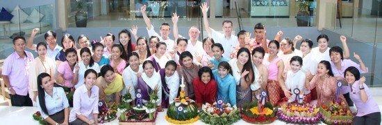 A fun-filled Loy Krathong at Amari Phuket