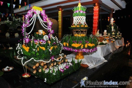 Phuket prepares for Loy Krathong