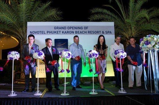 Novotel Phuket Karon Beach officially opens