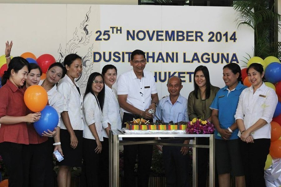 Dusit Thani Phuket Celebrates 27th Anniversary