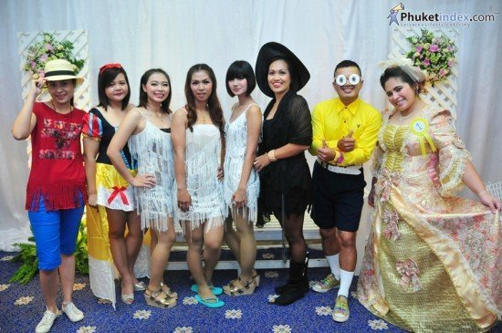 Andara Phuket annual staff party