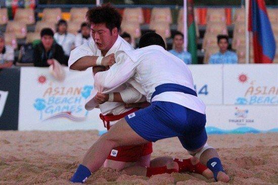 Phuket Asian Beach Games Update