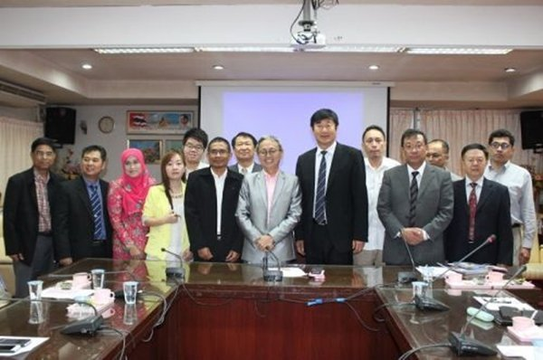 China Foreign Affairs Officials Visit Phuket