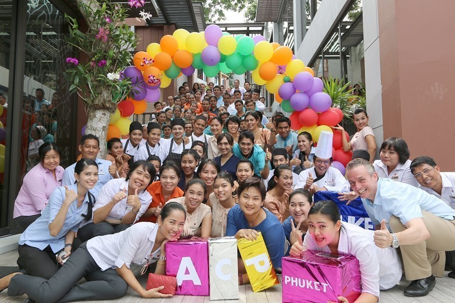 Amari Phuket has last town hall meeting of 2014