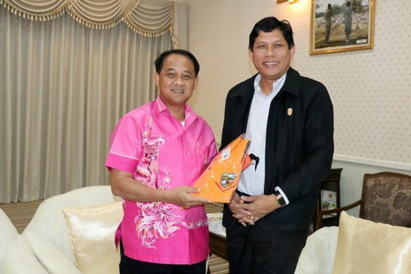 Phuket to develop its disaster alarm system