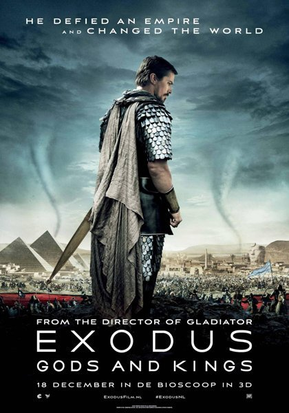 Phuket Now Showing - Exodus : Gods and Kings
