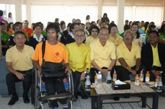 Phuket celebrates 2014 Disability Day