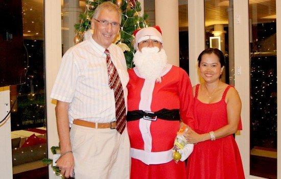 Swiss Society Christmas Dinner at Amari Phuket