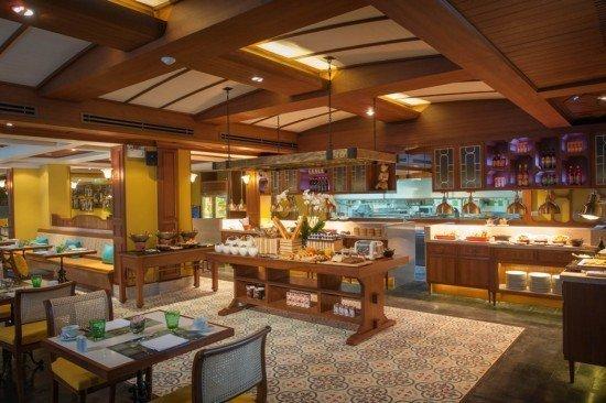 Dusit Thani Phuket unveils new look Laguna Café