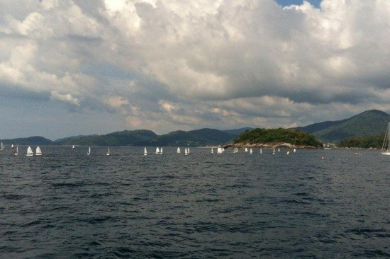 Phuket Dinghy Series offers a taste of action to come