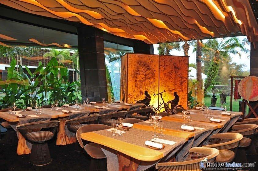 Phuket eatery raises Thailand's Wine List bar