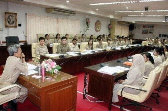 Phuket welcomes new civil servants