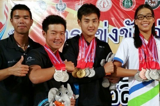 Thanyapura PIA Phuket Stars Shine At National Games