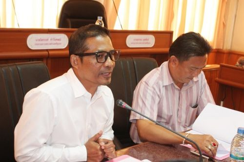 "PPAO Holds Meeting To Prepare For ""Or Bor Jor Sanjorn"" In Sri Suntorn Area, Thalang"