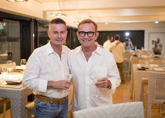 Michael Cowan and Sean Power