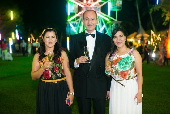 Dusit Thani Laguna Phuket begins a glorious New Year 2015 in Thai Style