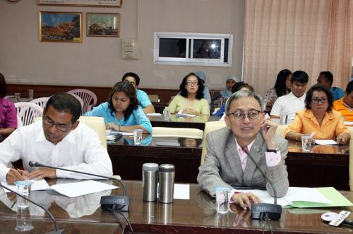 PPAO MEETING  WOMEN DAY 2015