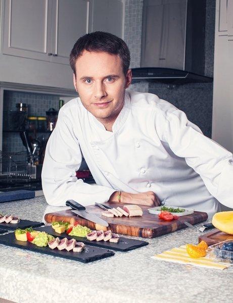 Chef Jacobo Astray
