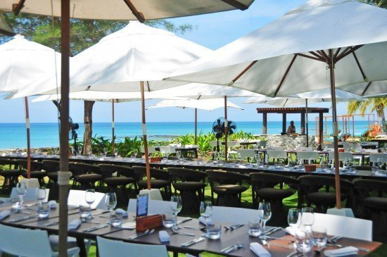 Iniala White has launched a regular Sunday lunch
