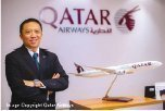 Mr. Jimmy Sng Country Manager Thailand at Qatar Airways