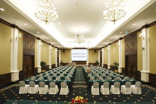 Gateway meeting package at Sofitel Krabi Phokeethra Golf & Spa Resort