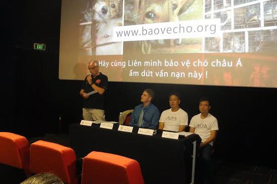 Soi Dog Foundation Leads New Campaign to Petition Vietnamese Government