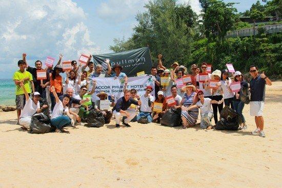 World Oceans Day 2015 Pullman Phuket