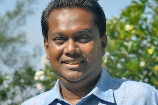 Appointment of new director of sales and marketing David Arul Pragasam
