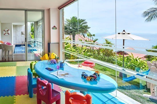 A family vacation in Phuket is saver and more enjoyable with our Regent's family package.