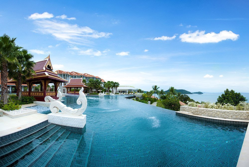 Regent Phuket Cape Panwa offers a great Phuket's weekend escape