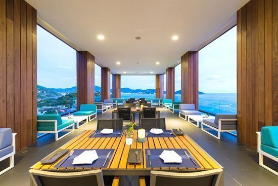 The Meka Restaurant at The Naka Phuket