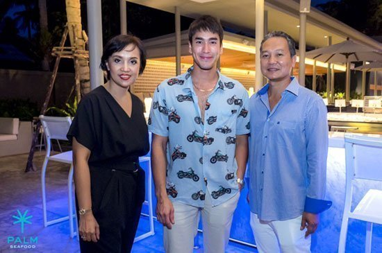 Thai Superstar Mr. Nadech Kugimiya's visit Twinpalms Phuket
