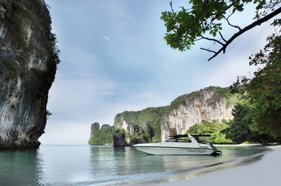 Half day Krabi four islands tour with Sofitel Krabi Resort