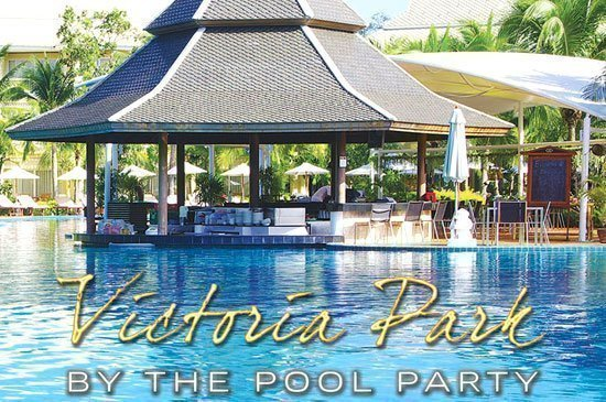 Victoria Park by The Pool Party at Sofitel Krabi