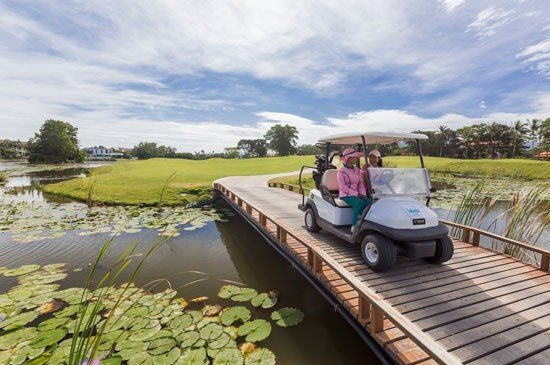 Laguna Phuket Golf Club plays host to the first stage of the inaugural Laguna Golf Classic.
