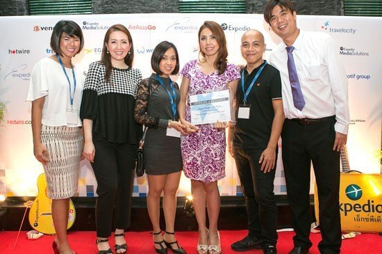Regent Phuket Cape Panwa award highest engagement by Expedia