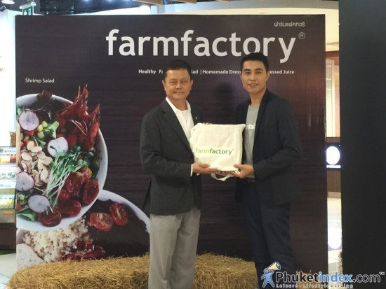 06Grand opening of Farmfactory at Central Festival Phuket