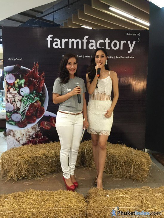 07Grand opening of Farmfactory at Central Festival Phuket
