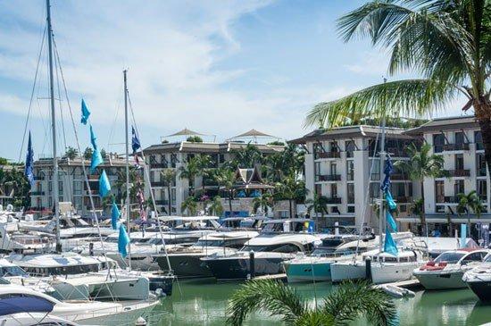 Phuket International Boat Show targets 30% growth for 2016