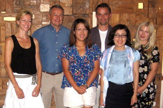 TAT and Scandinavian media welcomed at Regent Phuket Cape Panwa