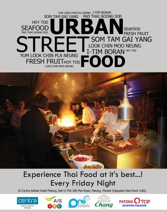 Urban street food 01