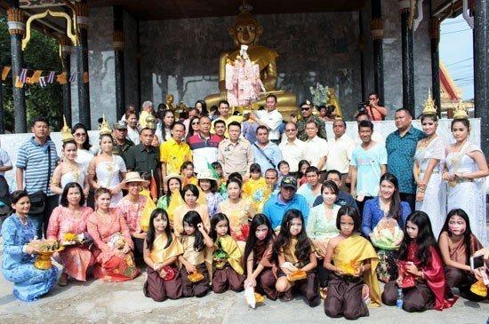 Laguna Phuket joined Baan Don's Ghost Festival Parade