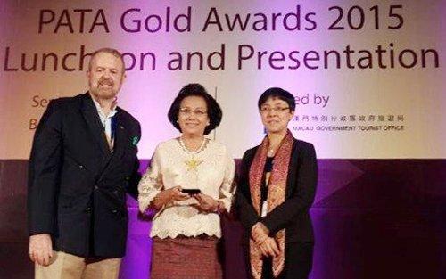 Siam Niramit won PATA Grand Award on Heritage and Culture