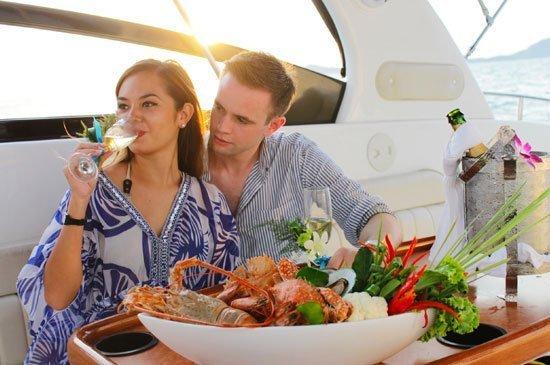 Sunset cruise to local islands with Sofitel Krabi