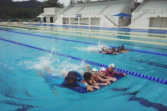 Aquatics at the Thanyapura